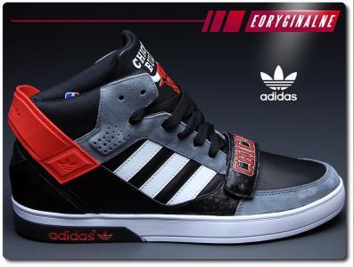 Buty męskie Adidas Hard Court D66078 Chicago Bulls