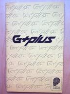 ATARI ST G+plus (zamiennik GDOS) instrukcja