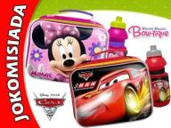 Disney TORBA na kanapki + BIDON Cars/Minnie SP0216
