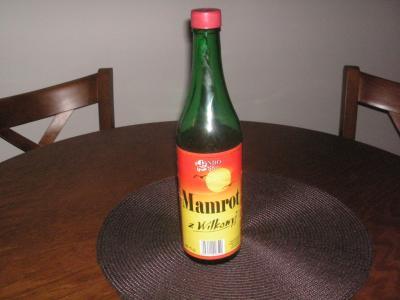 Butelka Mamrot Z Wilkowyj 6018189187 Oficjalne Archiwum Allegro