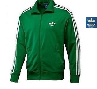 bluza adidas męska zielona