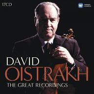 David Oistrakh David Oistrakh The Complete EMI Rec