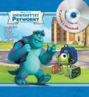 Uniwersytet Potworny (Audiobook) (CD-Audio)