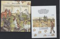 ZNACZKI- MICRONESIA, 2000 ROK. Mi. 1039-1044**
