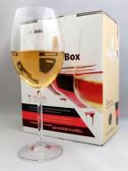 Wino białe Chardonnay karton z kranikiem 5 l bag