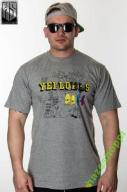 hazeshoppl T-SHIRT PROSTO 2014 YELLOWS grey r.XL