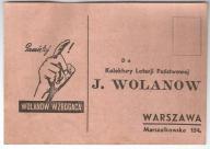 Dokumenty loterii Lwów Warszawa (w)