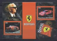 Czysty Motoryzacja Ferrari - Czad 2012