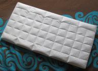 Materac do łóżeczka dla dziecka GRYKA 120 x 60 cm