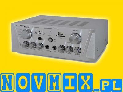 Wzmacniacz do Karaoke  LTC ATM-2000 USB/SD