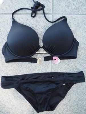 38d2cffe90a4c7 Strój kąpielowy Victoria's Secret Bombshell 70B/ M - 6619278344 ...