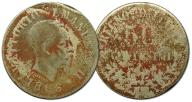 31.WŁOCHY, VITT.EM.II, 50 CENTESIMI 1866 M rzadka