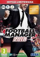 HIT Football Manager 2018 edycja limitowana PC