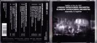 LONDON / GLASGOW IMPROVISERS (evan parker)   2 CD