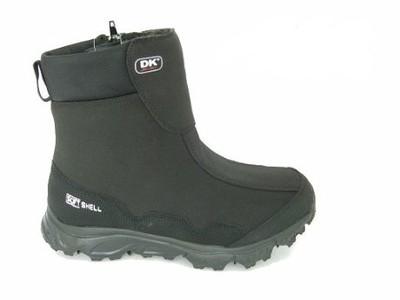7eb7ba29d962b BUTY SPORTOWE Śniegowce Damskie DK Softshell 15093 - 6564522488 ...