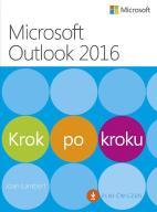 Microsoft Outlook 2016 Krok po kroku Lambert Joan