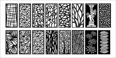 ścianki Działowe Ażurowe Panele Dekoracyjne 6669769522