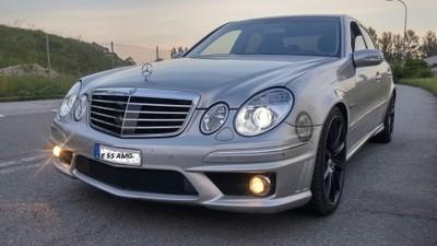 Mercedes Benz E55 Amg Kompressor 476km W211 6838651115 Oficjalne Archiwum Allegro
