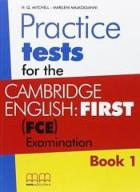 Practice Tests for the C.E. (FCE) Book 1 SB