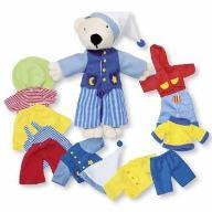 Ubierz misia Tinba zabawka kreatywna dla dzieci