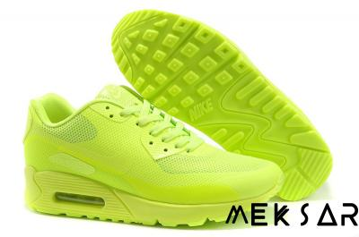 official photos edc99 a7b63 Nike Air Max 90 Hyperfuse Neon Neonowe Zielone - 5767817561 ...