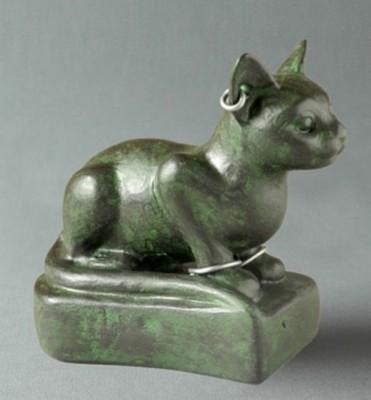 Figurka Parastone Egipski Kot Bastet Kopia Rzeźby 6774039699