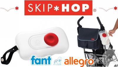 Skip Hop ETUI pojemnik na mokre chusteczki