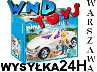 * PLAYMOBIL City Life 5585 Kabriolet