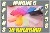 ETUI POKROWIEC 0,3mm IPHONE 5 5S IPHONE 6 / 6 PLUS