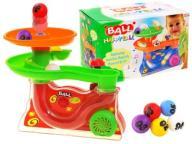 Fontanna Piłek dla dzieci Zjeżdżalnia kulki piłki