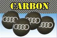 AUDI CARBON EMBLEMATY 35 40 45 50 55 60 65 70 mm