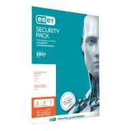 ESET Smart Security Pack 3 PC + 3 Mobilne / 1 Rok
