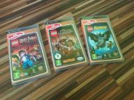 3 GRY Z SERI LEGO PSP