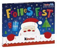 Ferrero Adventskalender Frohes Fest 127g