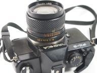 Obiektyw Yashica 2.8 28mm mocowanie Yashica FX-3