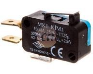 Wyłącznik krańcowy miniaturowy 1R 1Z dźwignia krót