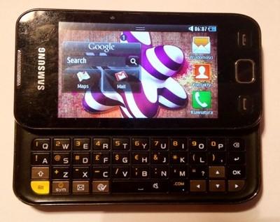 Okazja Samsung Wave 533 Qwerty 100 Sprawny 6647365411 Oficjalne Archiwum Allegro