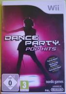 Dance Party Pop Hits - Nintendo wii - Rybnik