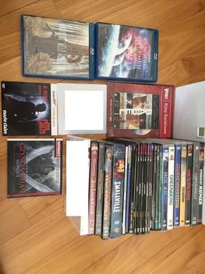 ZESTAW 30 FILMÓW 3 x BLU-RAY 27 x DVD
