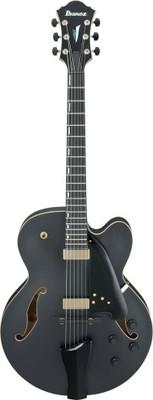 Ibanez AFC125-BKF Hollowbody Black Flat Gitara NEW