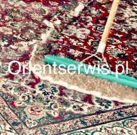 Pranie czyszczenie dywanów orientalnych