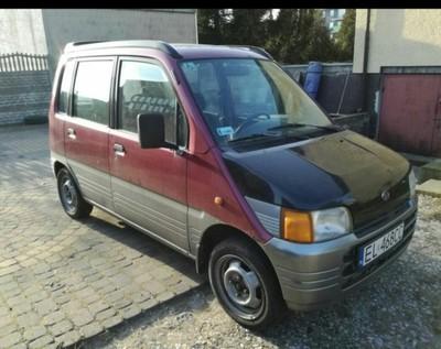 Daihatsu Move małe oszczędne autko