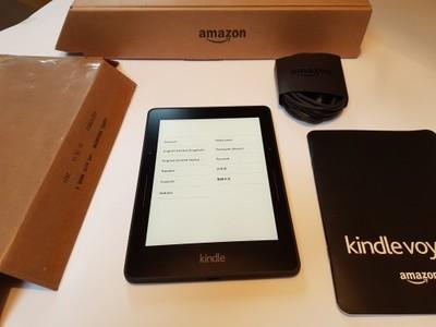 Nowy Kindle Voyage GWARANCJA AMAZON Bez Reklam BCM