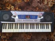 duży Keybord organy mk 2063