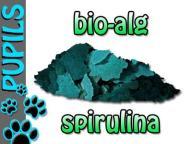 Pokarm płatkowy BIO-ALG Spirulina 100g
