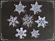 Szydełkowe gwiazdki,śnieżynki,23 WZORY,święta