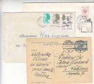 Calostki. 1937. PRUŻANA. Francja