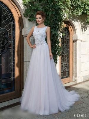 Nowa Suknia ślubna Zwiewna Delikatna Wymarzona 6708625523