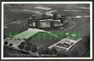OLSZTYNEK Tannenberg mauzoleum ujęcie lotnicze