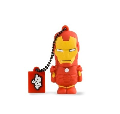 Nowy Pendrive TRIBE Marvel Iron Man 8GB